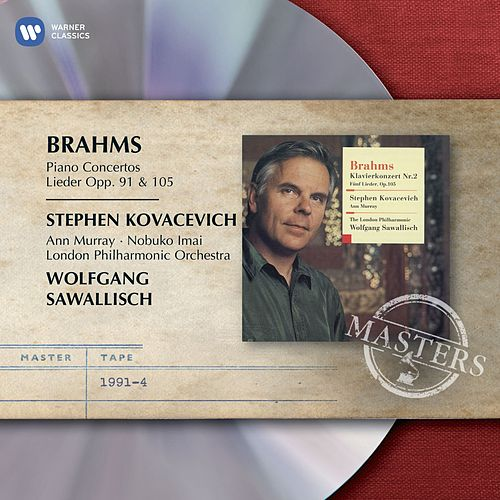 Brahms: Piano Concertos by Various Artists