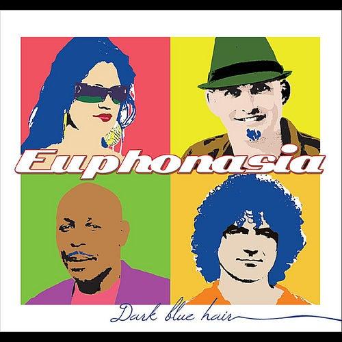 Dark Blue Hair by Euphonasia