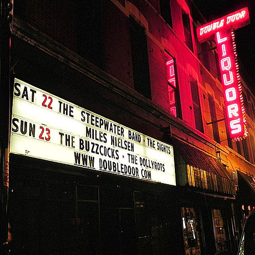 Live at the Double Door by The Steepwater Band