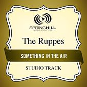 Something In The Air (Studio Track) by The Ruppes