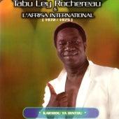 Karibou Ya Bintou (1972-1975) by Tabu Ley Rochereau