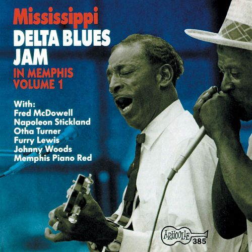 Mississippi Delta Blues Jam In Memphis by Various Artists