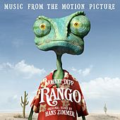 Rango Soundtrack by Various Artists
