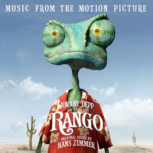 Rango Soundtrack by Various Artists