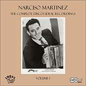 The Complete Discos Ideal Recordings, Vol. 1 by Narciso Martinez