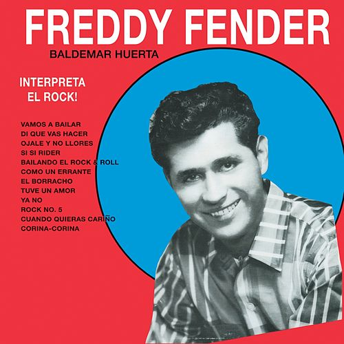 Interpreta El Rock by Freddy Fender