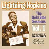 The Gold Star Sessions - Vol 1 by Lightnin' Hopkins