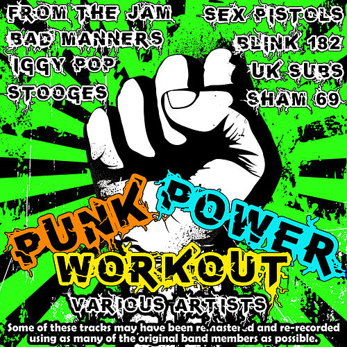 Punk Power Workout by Various Artists