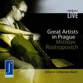 Great Artists in Prague - Mstislav Rostropovich by Mstislav Rostropovich