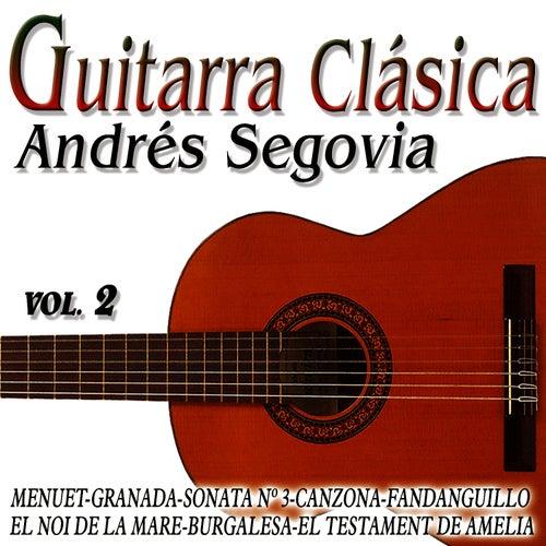 Guirtarra Clasica Vol.2 by Andres Segovia