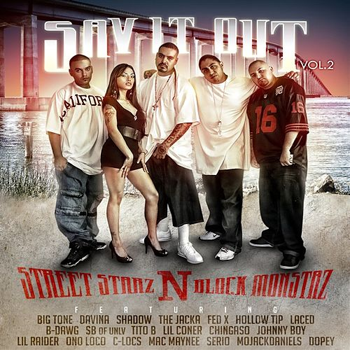 Sav It Out, Vol. 2: Street Starz N Block Monstaz by Various Artists