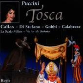 Puccini: Tosca by Maria Callas