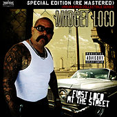 First Loco At The Street by Midget Loco