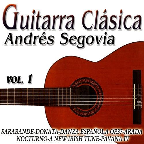 Guirtarra Clasica Vol.1 by Andres Segovia