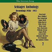 The German Song: Schlager Anthology Recordings (1936 - 1937), Vol. 7 by Various Artists