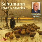 Schumann: Piano Works by Sviatoslav Richter