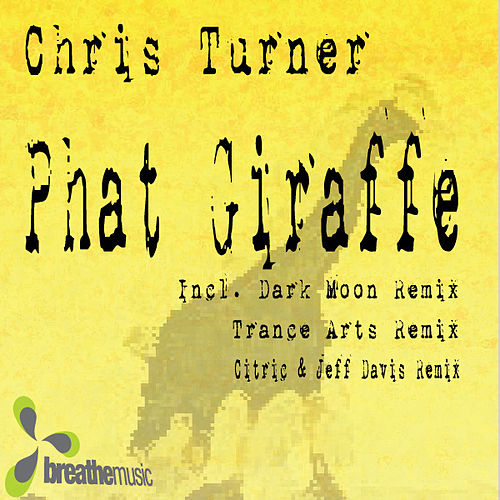 Phat Giraffe by Chris Turner