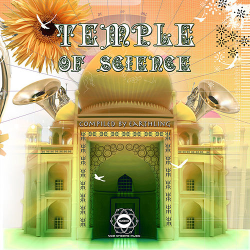 Temple Of Science by Various Artists