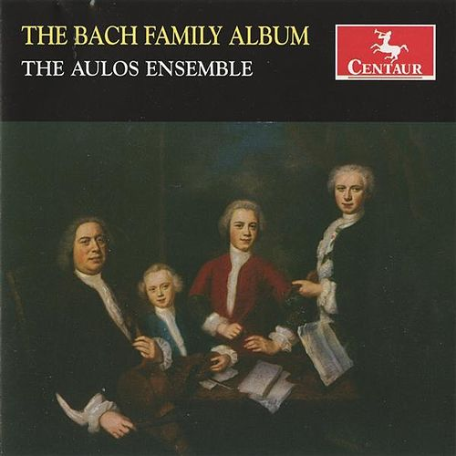 The Bach Family Album by The Aulos Ensemble
