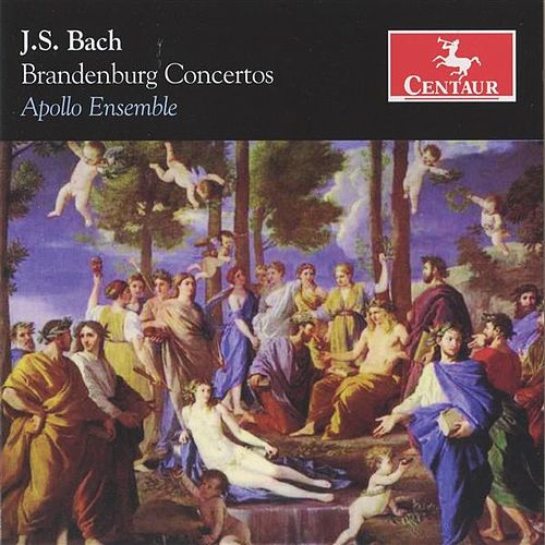 Bach: Brandenburg Concertos by David Rabinovich