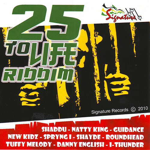 25 To Life Riddim by Various Artists