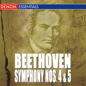 Beethoven: Symphony Nos. 4 & 5 by Various Artists