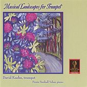 Musical Landscapes for Trumpet by Various Artists