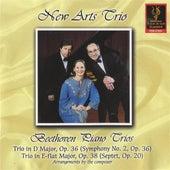 Beethoven Piano Trios by New Arts Trio
