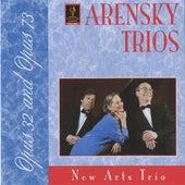 Arensky Trios by New Arts Trio