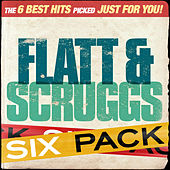 Six Pack - Flatt & Scruggs - EP by Flatt and Scruggs