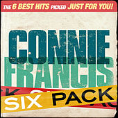 Six Pack - Connie Francis - EP by Connie Francis