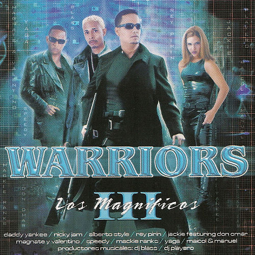 Warriors 3  'Los Magnificos' by Various Artists
