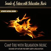 Camp Fire with Relaxation Music by Sounds Of Nature