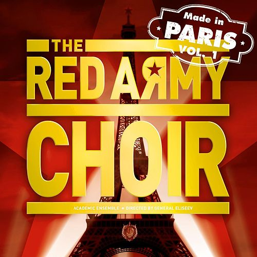 Made in Paris, Vol. 1 by Red Army Choir