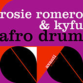 Afro Drum by Rosie Romero