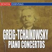 Grieg - Tchaikowsky - Piano Concertos by Valeria Walewska