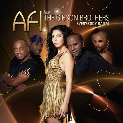 Everybody Baila by AFI