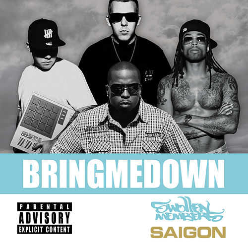 Bring Me Down (Swollen Mix) (feat. Saigon) - Single by Swollen Members