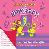 Kids Love Numbers by The C.R.S. Players