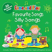 Come & Play Favourite Songs & Silly Songs by The C.R.S. Players