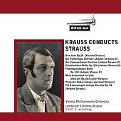 Krauss Conducts Strausss by Vienna Philharmonic Orchestra