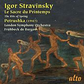 Stravinsky: The Rite of Spring; Petrushka by London Symphony Orchestra