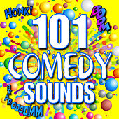 101 Comedy Sounds by Sound Effects