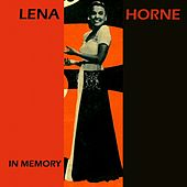 In Memory by Lena Horne
