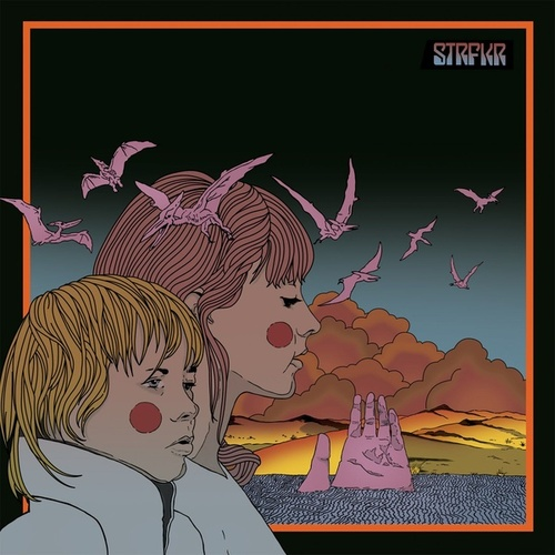 Reptilians [Deluxe Edition] by STRFKR