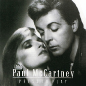 Press To Play by Paul McCartney