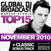 Global DJ Broadcast Top 15 - November 2010 by Various Artists