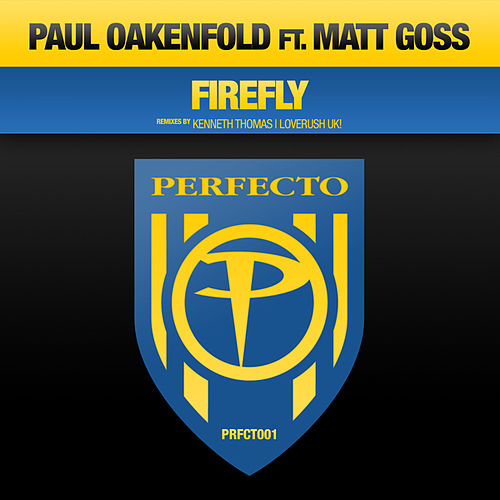 Firefly by Paul Oakenfold