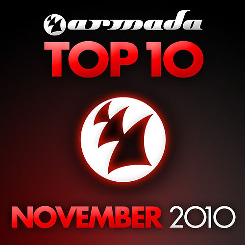 Armada Top 10 - November 2010 by Various Artists