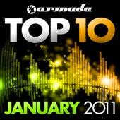 Armada Top 10 January 2011 by Various Artists